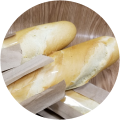 Baguette, French