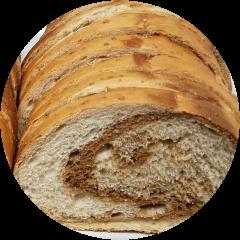 Rye Bread, Marble
