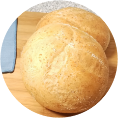 Kaiser Bun, Whole Wheat
