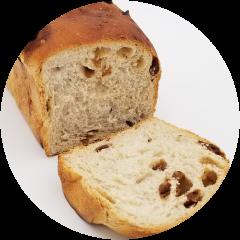 Cinnamon Raisin Bread