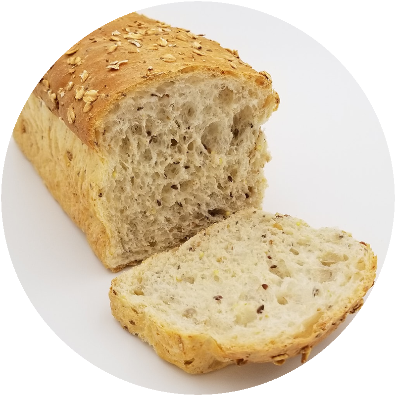 Honey n Oats Bread