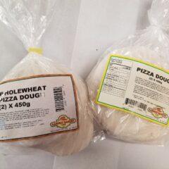 Frozen White Pizza Dough